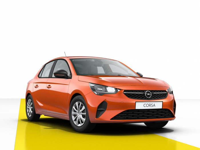 Opel Corsa Edition, F 1.2 XEL, 55 kW / 75 CP Start/Stop
