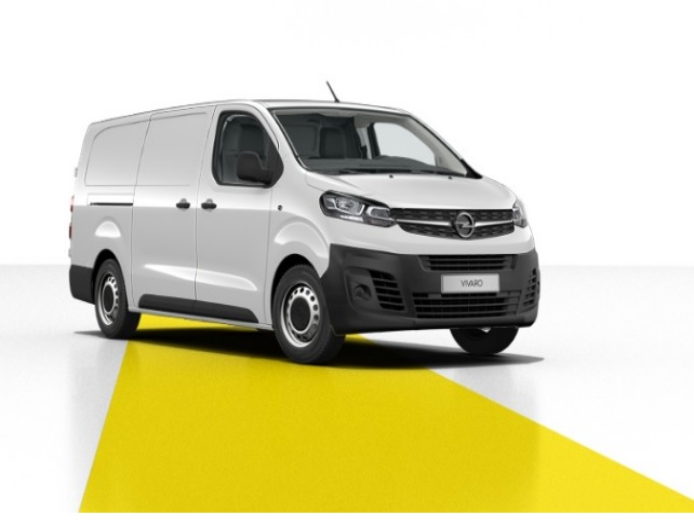 Opel Vivaro Panel Van Enjoy, 2.0, 90 kW / 122 CP Start/Stop